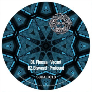 Dalek One/Clearlight/Phossa/Bisweed - Kaleidoscope Vol.2 - SUBALT018 - SUBALTERN