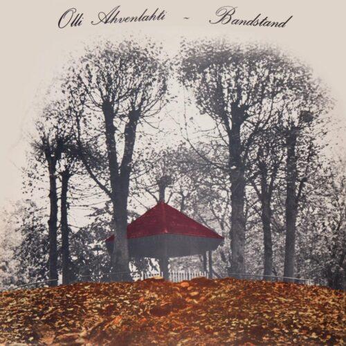 Olli Ahvenlahti - Bandstand - SVR429 - SVART