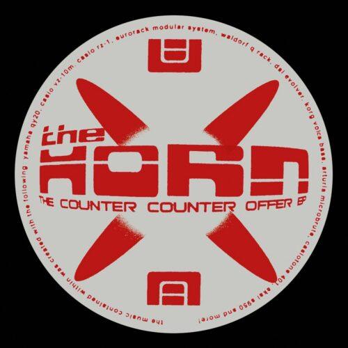 The Horn - The Counter Counter Offer EP - Wrecks021 - KLASSE WRECKS