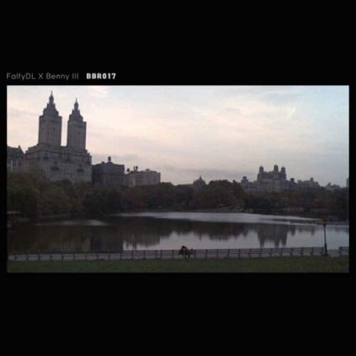 Faltydl/Benny III - Faltydl X Benny Ill - BBR017 - BLUEBERRY RECORDS