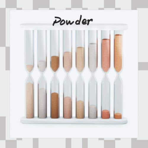 Powder - Beats In Space (Samo