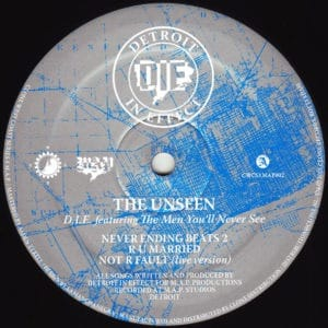 D.I.E feat. The You'll Never See - The Unseen - CWCSxMAP002 - CLONE WEST COAST SERIES