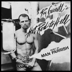 Roy Garrett/Man Parrish - Hot Rod To Hell - DE240 - DARK ENTRIES