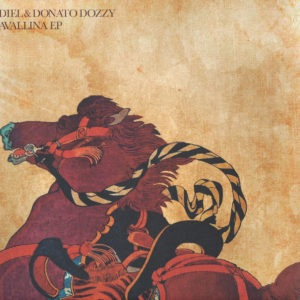 Adiel/Donato Dozzy - Cavaliina EP - DNZT005 - DANZA TRIBALE