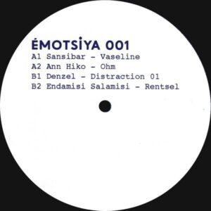 Sansibar/Ann Hiko/Denzel/Endamisi Salamisi - Emotsiya - EMO-001 - EMOTSIYA