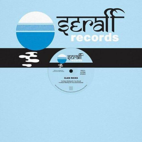 Glen Ricks - I've Been Waiting For You - ERC081 - EMOTIONAL RESCUE