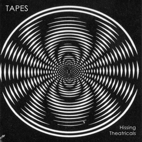 Tapes - Hissing Theatricals EP - JTR006 - JAHTARI