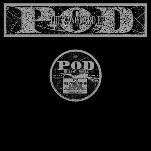 Pod / Kenny Larkin - The Vanguard EP - MC023 - MINT CONDITION