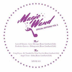 Various - Magic Wand Special Editions Vol 3 – Rune Lindbaek - MWSE003 - MAGIC WALL