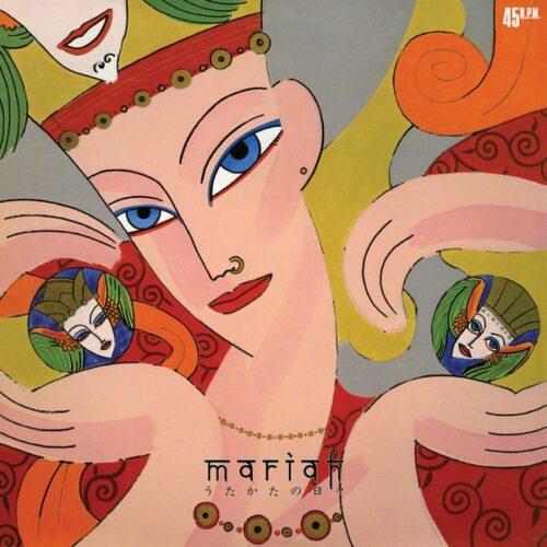 Mariah - Utakata No Hibi - PFLP003 - PALTO FLATS