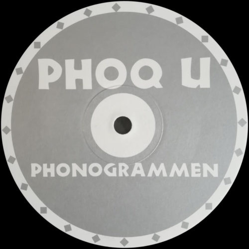 Pieces Of A Pensive State Of Mind - Crossin' The Madmoon EP - PH.U.4 - PHOQ U PHONOGRAMMEN