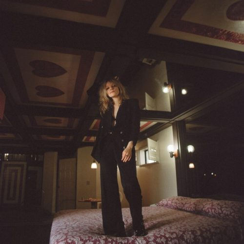 Jessica Pratt - Quiet Signs Limited Crystal Clear - SLANG50190LTD - CITY SLANG