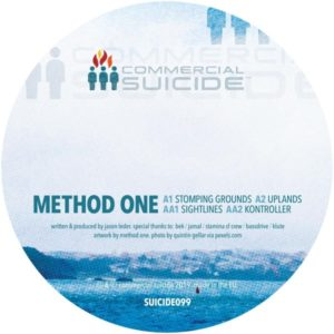 Method One - Stomping Grounds - SUICIDE099 - COMMERCIAL SUICIDE