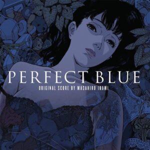 Masahiro Ikumi - Perfect Blue - TLV003 - TIGER LAB VINYL