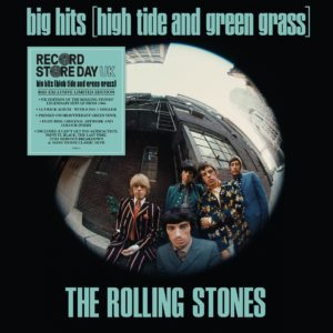 The Rolling Stones - Big Hits (High Tide & Green Grass) - 0018771851110 - UNIVERSAL MUSIC
