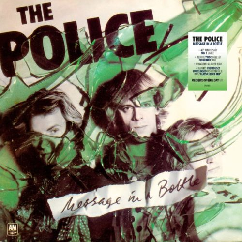The Police - Message In A Bottle - 060257720251 - POLYDOR