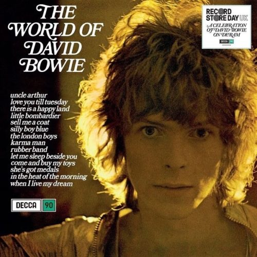 David Bowie - The World Of David Bowie - 0602577246708 - UNIVERSAL MUSIC