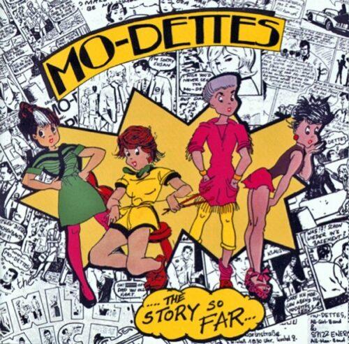 Mo-dettes - The Story So Far (RSD 2019) - 0602577251054 - USM