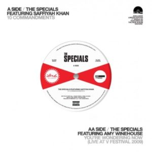 The Specials - 10 Commandments / You're Wondering Now - 0602577305504 - UNIVERSAL MUSIC