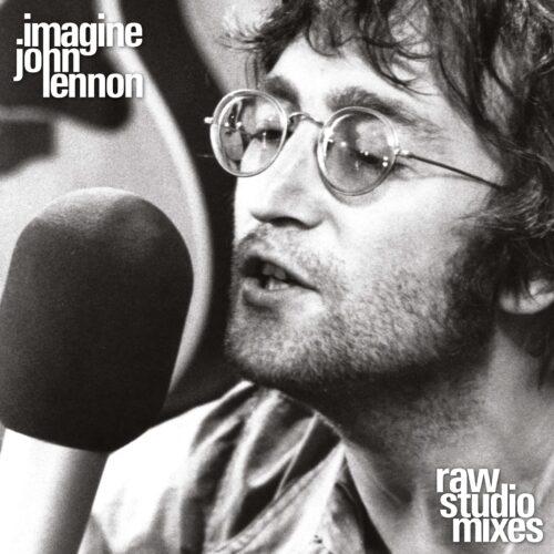 John Lennon - Imagine (Raw Studio Mixes) - 0602577346750 - CAPITOL