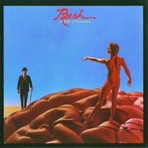 Rush - Hemispheres - 0602577385827 - USM