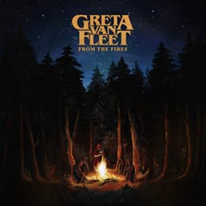 Greta Van Fleet - From The Fires - 0602577470844 - REPUBLIC
