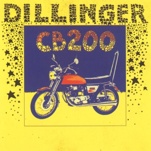 Dillinger - Cb 200 - 0664425409918 - GET ON DOWN