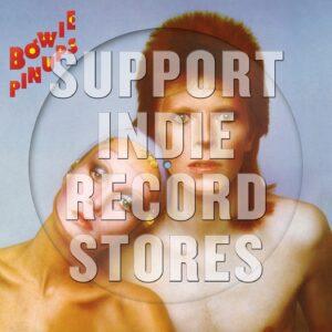 David Bowie - PinUps - 190295511289 - RHINO