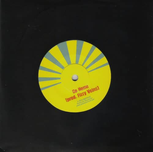 Fizzy Veins - Kool Down/Go Home - BB7001 - BEDROOM BADMAN