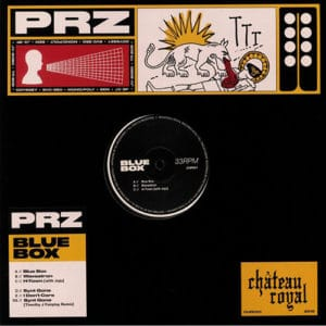 PRZ - Blue Box - CHR001 - CHATEAU ROYAL
