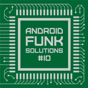 Various - Android Funk Solution #10 [C/D] - EMCV004-2 - ELECTRO MUSIC COALITION