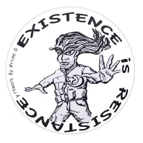 Persian - Playing With My Art - ER020 - EXISTENCE IS RESISTANCE
