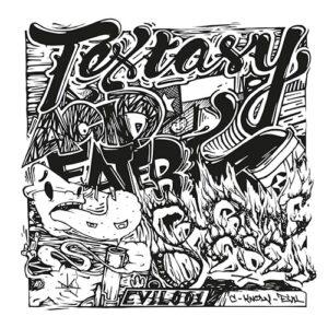 TEXTASY - Acid Eater - EVIL001 - C-KNOW-EVIL