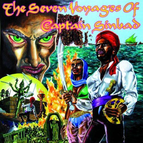 Captain Sinbad - The Seven Voyages Of Captain Sinbad - GREL34 - GREENSLEEVES