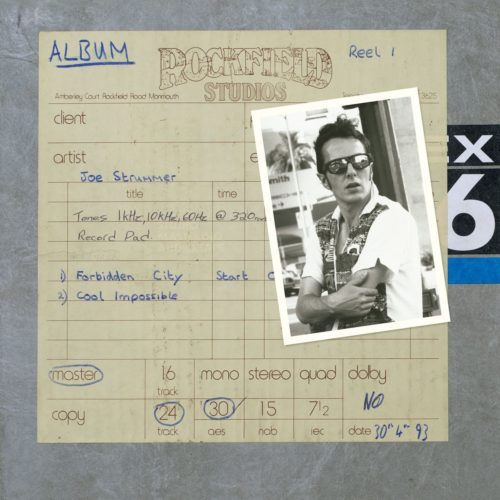 Joe Strummer - Forbidden City/Cool Impossible (RSD 2019) - IGN172T - IGNITION