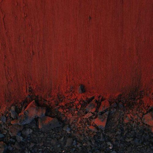 Moses Sumney - RSD 2019 Side A: Red & Black Splatter / Side B: Etching No audio - JAG334LP-C1 - JAGJAGUWAR