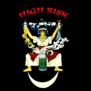 High Risk - High Risk - JALP-715 - JAZZAGGRESSION RECORDS