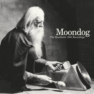 Moondog - The Stockhom 1981 Recordings (RSD 2019) - KNASTER048 - BRUS & KNASTER