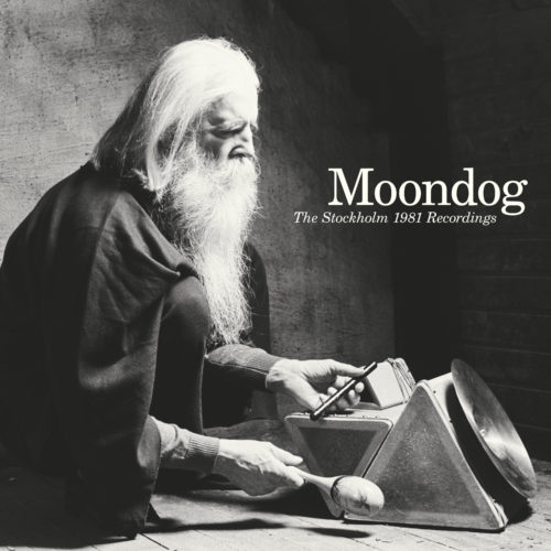 Moondog - The Stockhom 1981 Recordings (RSD 2019) - KNASTER048 - BRUS & KNASTER