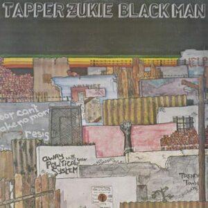 Tapper Zukie - Black Man - KSLP78 - KINGSTON SOUNDS