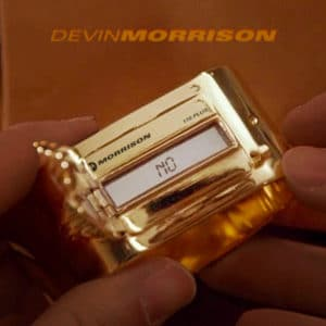 Devin Morrison - No - NBN7005 - NBN RECORDS