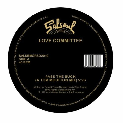 Love Committee - Pass The Buck (Tom Moulton