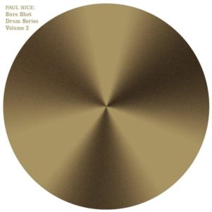 Paul Nice - Sure Shot Drum Series Vol.2 - SSDS002 - SURE SHOT