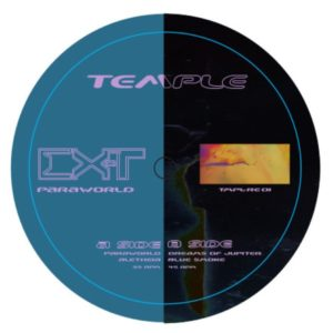 Ex-Terrestrial - Paraworld - TMPL-RE01 - TEMPLE