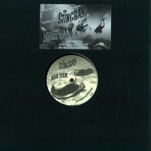 DJ Stingray - Aqua Team - WeMe-313 - WéMè Records