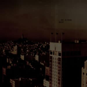 Dictaphone - Nacht - den287B - DENOVALI RECORDS