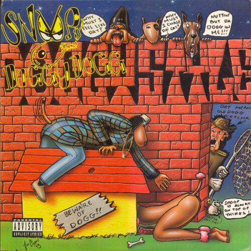 Snoop Doggy Dogg - Doggystyle (EXPLICIT Version) - 782121 - DEATH ROW