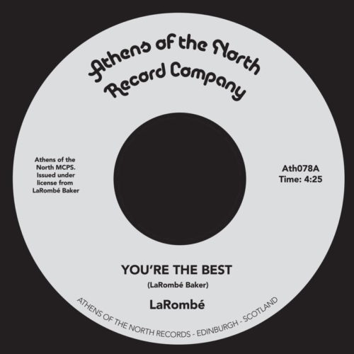 LaRombe - You're The Best - ATH078 - ATHENS OF THE NORTH