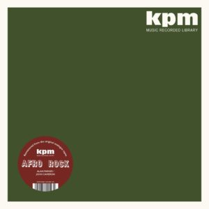 Alan Parker/John Cameron - Afro Rock (KPM Reissue Series) - BEWITH058LP - BE WITH RECORDS