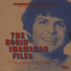 Robin Imamshah - The Robin Imamshah Files (Rare Funk & Disco From Trinidad 1976-1979) - CRS505 - CREE RECORDS